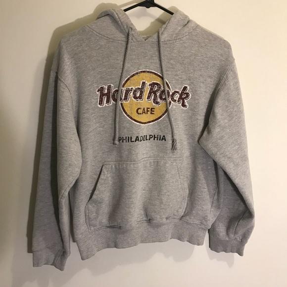 official photos 8af54 6455d Hard Rock Cafe Philadelphia Hoodie